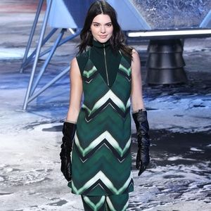 H&M Studio Collection A/W 2015 Chevron Dress